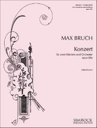 Max Bruch: Concerto for Two Pianos and Orchestra, Op. 88a