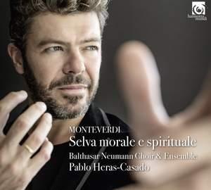Monteverdi: Selva morale e spirituale Product Image