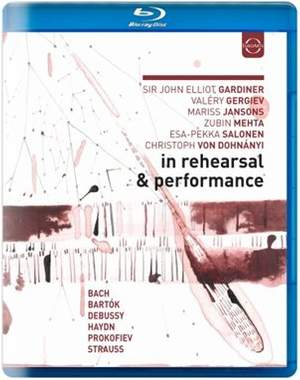 In Rehearsal & Performance