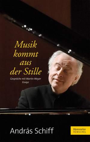 Musik kommt aus der Stille