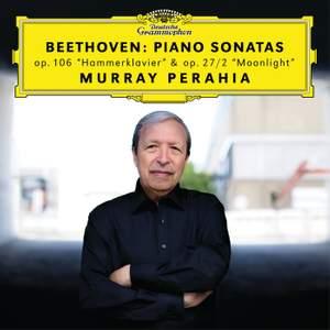 Beethoven: Piano Sonatas Nos. 14 & 29