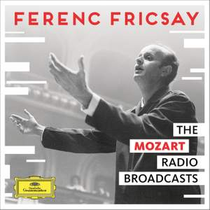 Ferenc Fricsay: The Mozart Radio Broadcasts Product Image