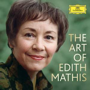 The Art of Edith Mathis Product Image