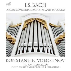 Bach: Organ Concertos, Sonatas and Toccatas Product Image