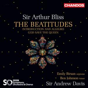 Bliss: The Beatitudes, Introduction and Allegro & God save the Queen