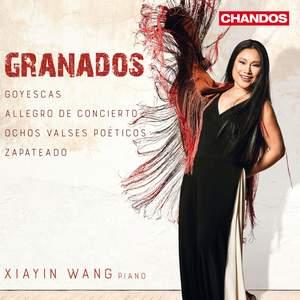 Granados: Goyescas, valses poéticos, Allegro de concierto & Zapateado