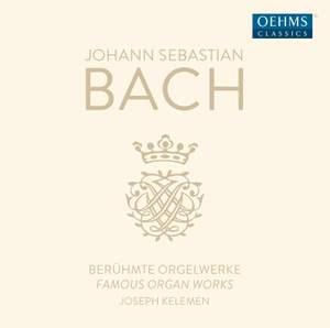 JS Bach: Famous Organ Works