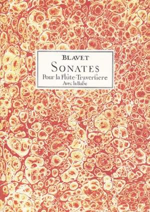 Michel Blavet: 12 Sonates Op. 2 and 3 Product Image