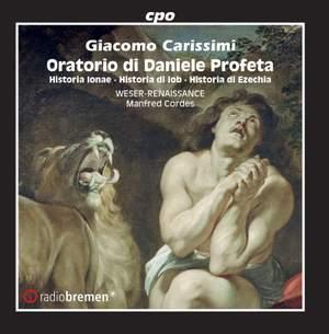 Carissimi: Oratorio Di Daniele Profeta