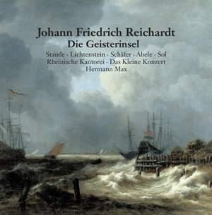 Reichardt, J F: Die Geisterinsel Product Image