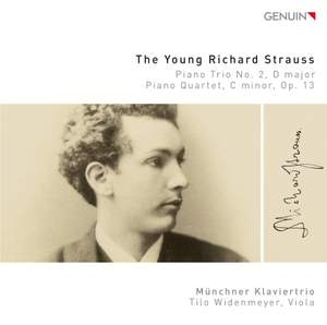 The Young Richard Strauss Product Image