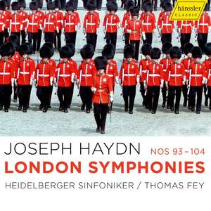 Haydn: London Symphonies Product Image