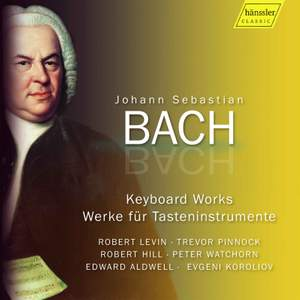 JS Bach: Keyboard Works