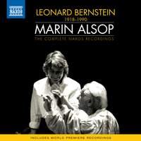 Bernstein: Marin Alsop Complete Naxos Recordings