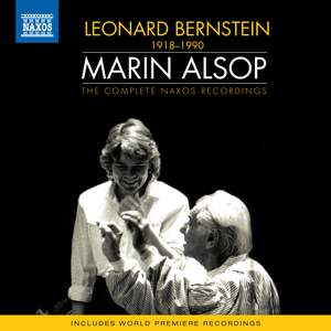 Bernstein: Marin Alsop Complete Naxos Recordings Product Image