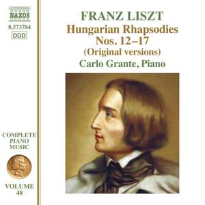 Liszt: Complete Piano Music Volume 48