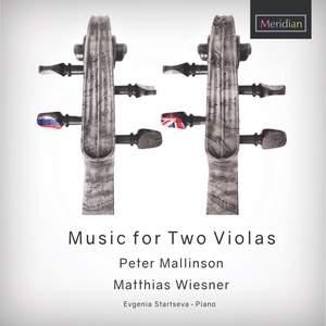 Music for Two Violas