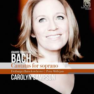 JS Bach: Cantatas for Soprano Product Image