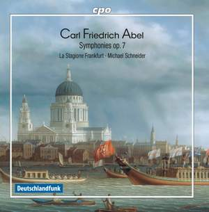 Abel, C F: Symphonies (6), Op. 7