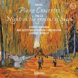 Ravel: Piano Concertos & Falla: Nights in the gardens of Spain