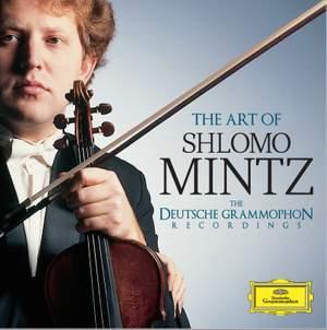 The Art of Shlomo Mintz Product Image
