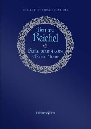Bernard Reichel: Suite