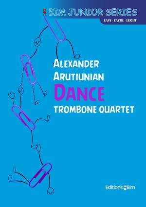 Alexander Arutiunian: Dance (For The Young Trombonists)