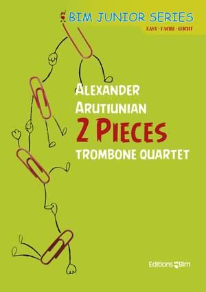 Alexander Arutiunian: 2 Pieces