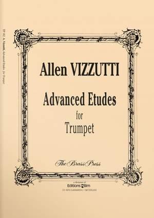 Allen Vizzutti: Advanced Etudes Product Image