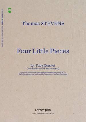 Thomas Stevens: Four Little Pieces