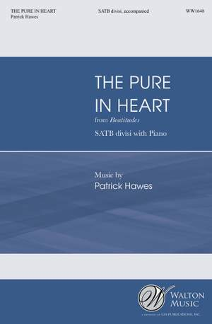 Patrick Hawes: The Pure In Heart