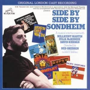 Side by Side by Sondheim (Original London Cast Recording)