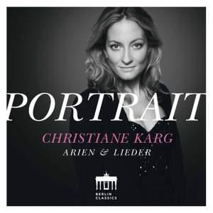 Christiane Karg Portrait - Arien & Lieder