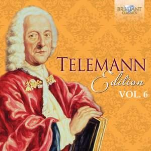 Telemann: Edition, Vol. 6