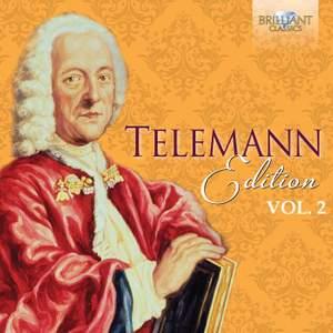 Telemann: Edition, Vol. 2