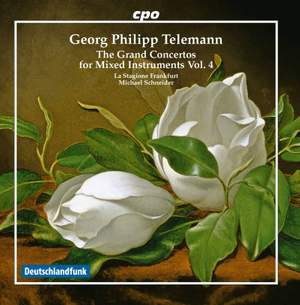 Telemann: The Grand Concertos for Mixed Instruments, Vol. 4