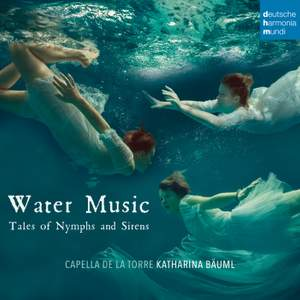Water Music - Tales of Nymphs and Sirens Product Image