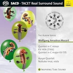 Mozart: String Quintets Nos. 2 & 3