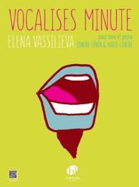 Vassilieva, Elena: Vocalises Minute (countertenor)