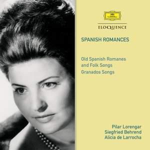 Spanish Romances Product Image