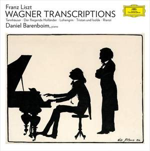 Liszt: Wagner Transcriptions For Piano - Vinyl Edition Product Image