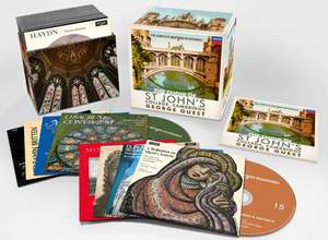 The Choir of St John's College Cambridge: The Complete Argo Recordings Product Image