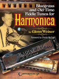 Glenn Weiser_Charlie McCoy: Bluegrass and Old-Time Fiddle Tunes for Harmonica