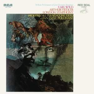 Paderewski: Piano Concerto in A Minor, Op. 17 & Fanaisie polonaise sur des thèmes originaux, Op. 19