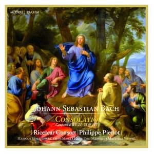 JS Bach: Consolatio