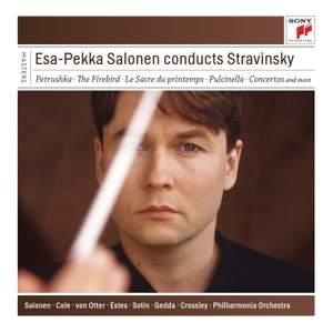 Esa-Pekka Salonen conducts Stravinsky