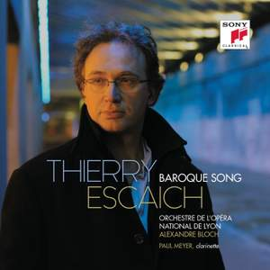 Thierry Escaich: Baroque Song Product Image