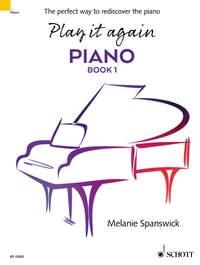 Melanie Spanswick: Play it Again - Piano Book 1