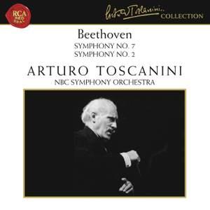 Beethoven: Symphony Nos. 7 & 2 & Egmont Overture Product Image
