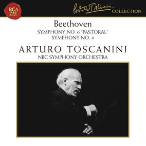 Beethoven: Symphony Nos. 6 'Pastoral' & 4 Product Image